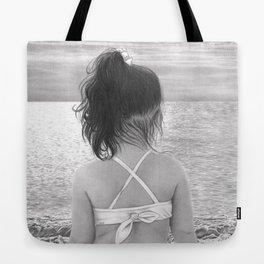 Facing Immensity Tote Bag