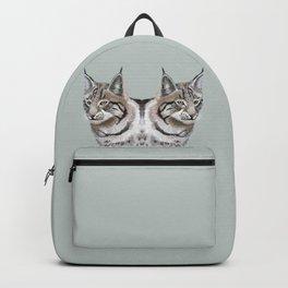 Lynx Cat Backpack