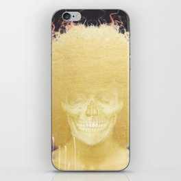 Phronemophobia iPhone Skin