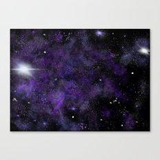Jam Nebula Canvas Print