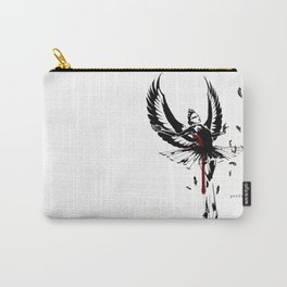 Black Swan Carry-All Pouch