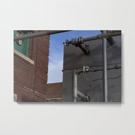 it's a date, babe Metal Print