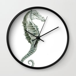 Sea Thestral Wall Clock