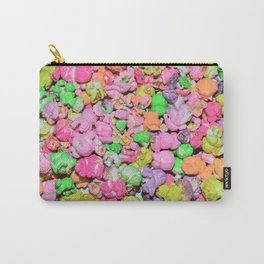 Colored Popcorn Carry-All Pouch