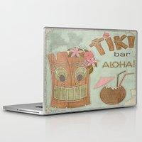 aloha Laptop & iPad Skins featuring Aloha by Robin Curtiss