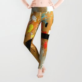 Poesia Urbana Leggings