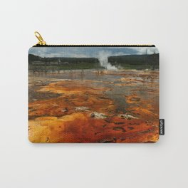 Awesome Geyser Colors Carry-All Pouch