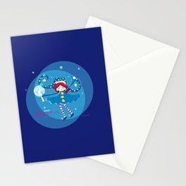 MAHOU SHOJO BUBBAH - Magical girl Bubbah- Stationery Cards
