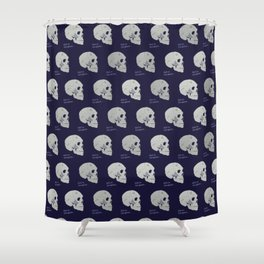 Still in the game Shower Curtain
