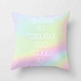 Home Sweet Home 2 Throw Pillow