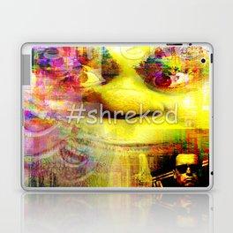 #shreked Laptop & iPad Skin