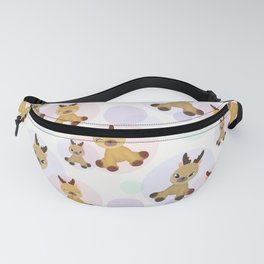 Fawns Bambi. Fanny Pack