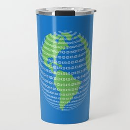 420 International Stoner Time Travel Mug