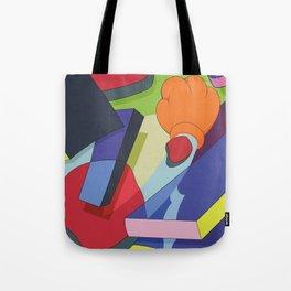 Kaws Art Style Tote Bag