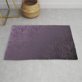 Purple Velvet Rug