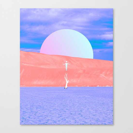 Biss Canvas Print