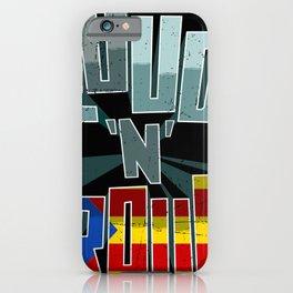 Catalan Pride Loud N Proud iPhone Case