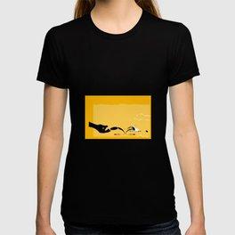 STONE SKIPPING T-shirt