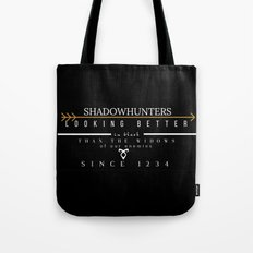 THE MORTAL INSTRUMENTS // QUOTE // SHADOWHUNTERS Tote Bag