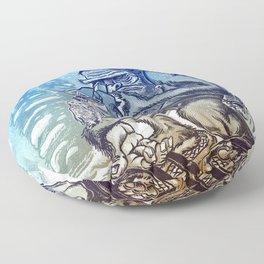 A Rare Find Floor Pillow