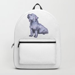 drama happens, then after, let's howl with laughter! Backpack
