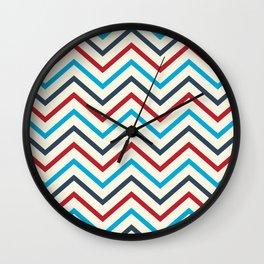 Chevvvron Wall Clock