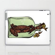 Bottle crab Laptop & iPad Skin
