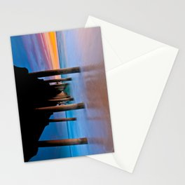 HB Sunsets  6/2/14 Stationery Cards