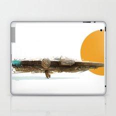 Millennium Falcon Laptop & iPad Skin