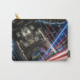 Tower Bridge Traffic Carry-All Pouch