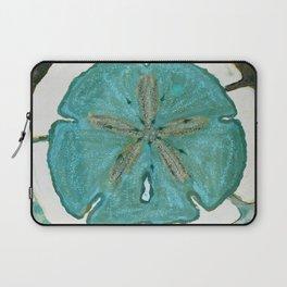 Sand Dollars Ocean Colors Laptop Sleeve