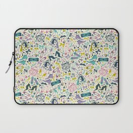 Heels and Handbags (sweet) Laptop Sleeve