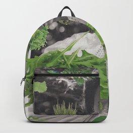Foliage Glitch Backpack
