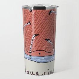 Aquarius V2 Travel Mug