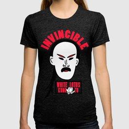 Kung Fu INVINCIBLE (color) T-shirt