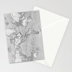 Atlas of the World Stationery Cards
