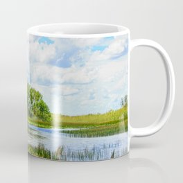 Everglades Reflections Coffee Mug