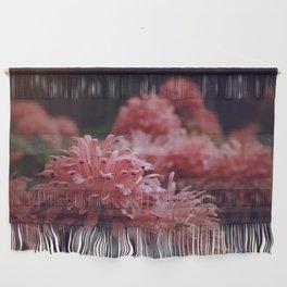 Pink Bellingrath Floral Wall Hanging