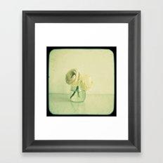 Last Time Framed Art Print