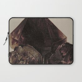 Natural Amethyst Laptop Sleeve