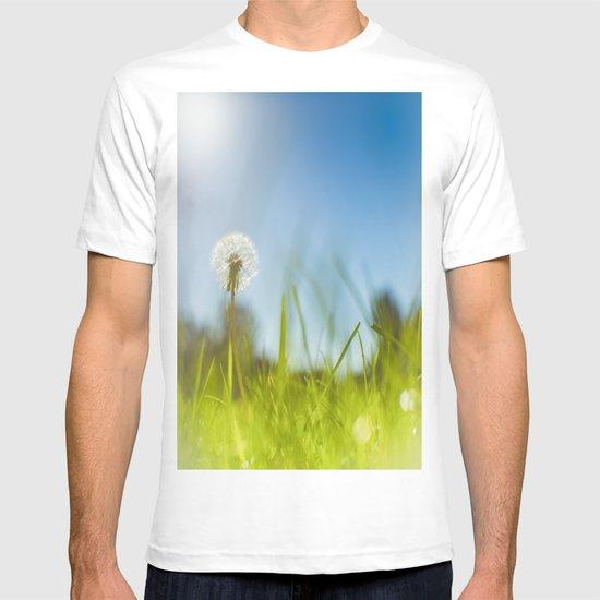 Blue & Green & Dandy T-shirt