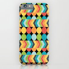 Retro Color Play iPhone 6s Slim Case