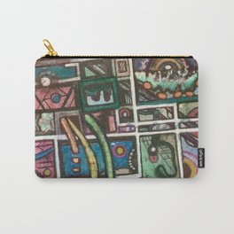 Vignettes #1 Carry-All Pouch