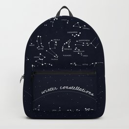 Winter Constellation Backpack