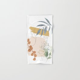 Line in Nature II Hand & Bath Towel