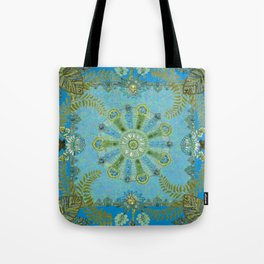 Collaboration With Anonymous #1 Tote Bag