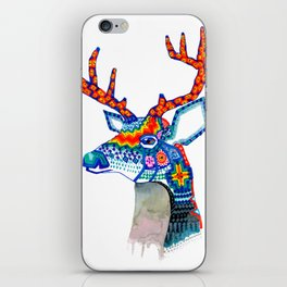 Venado Huichol iPhone Skin