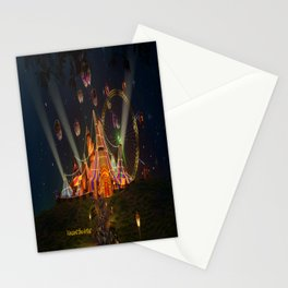 Circus from Vincent the Artist Stationery Cards