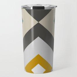 Mid West Geometric 04 Travel Mug