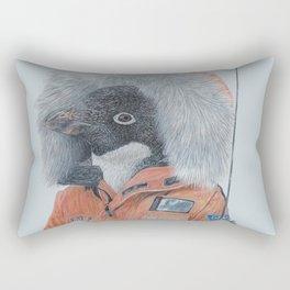 Antarctic Penguin Rectangular Pillow